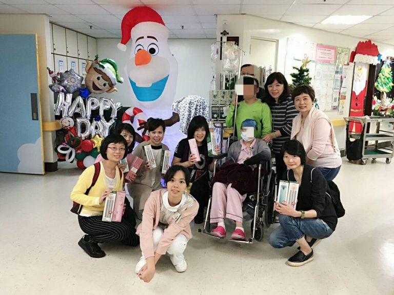 台北榮總92 93病房贈水壺